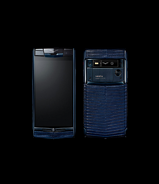Signature Touch Pure Navy Lizard