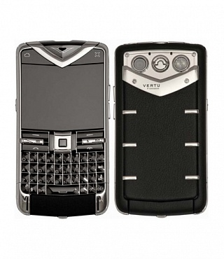 Vertu Constellation Quest Saphire Keys