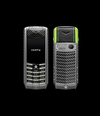 Ascent 2010 Carbon Fibre Lime Green